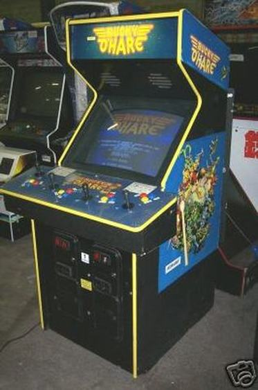 Bucky Ohare Classic Arcade Cabinets