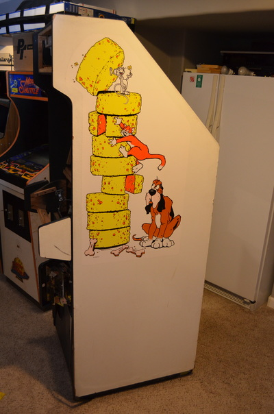 Mouse Trap Classic Arcade Cabinets
